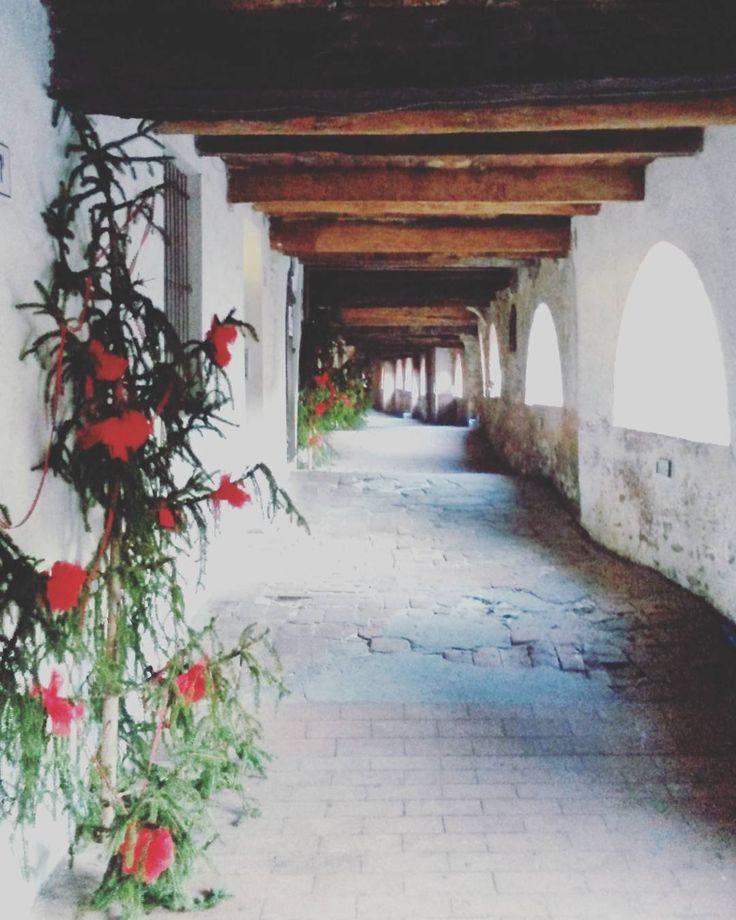 Natale nella Via degli Asini, Brisighella - Instagram by simon_inwards