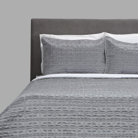 Maze Comforter Set 220x240cm | Freedom Furniture and Homewares