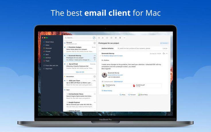 Spark Email este disponibil acum și pentru Mac