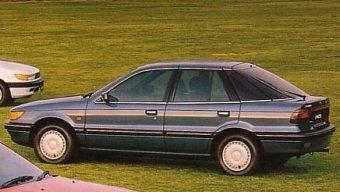 1990's Mitsubishi Lancer Hatchback