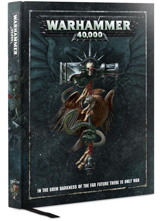 warhammer 40k rule book free