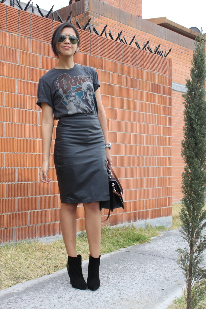 19 best Leather Skirt images on Pinterest