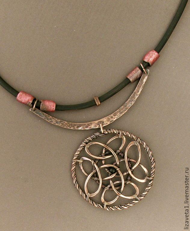 Кулон Кельтский 1 - черный,кельтский,кельтика,кельтский стиль,амулет,мужской