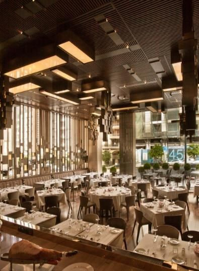 Cocteau Lebanon Enters The International Restaurant & Bar Design Awards 2012