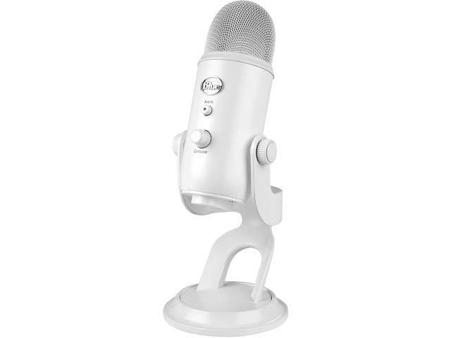 Blue Microphones Yeti USB Microphone - Whiteout Edition