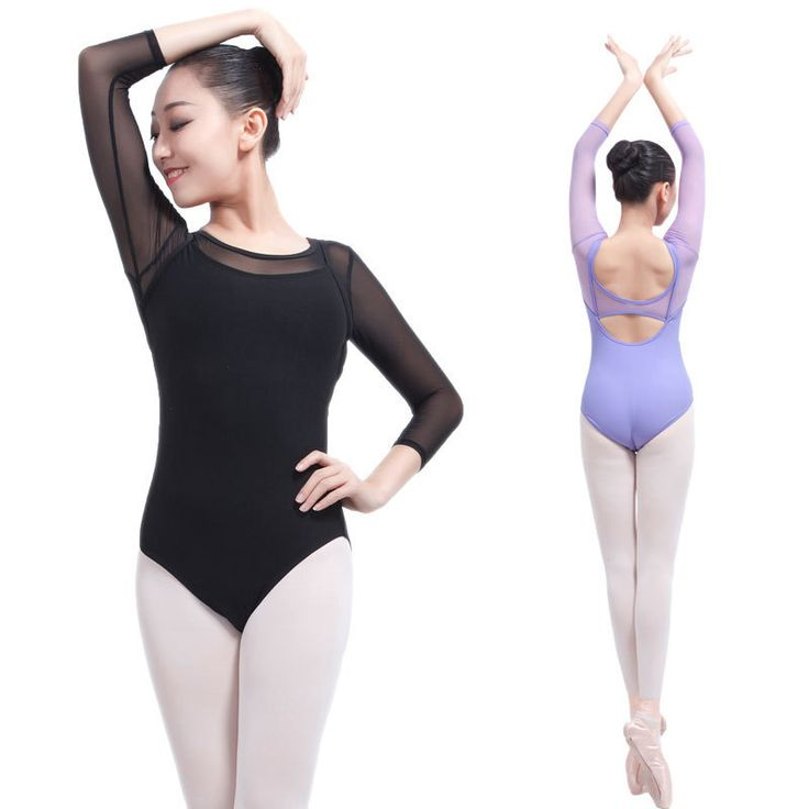 2017 New ballet leotards for women Aerobics Bodysuit Adult Dancing clothes gymnastics leotard for girls gymnastics leotard dress #Affiliate