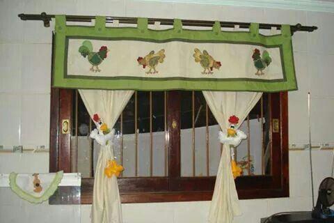 Cenefa d gallinas