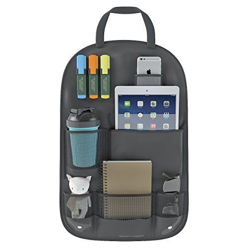 Backseat Organizer Over The Back Seat Car Storage For Accessories And Kids  Toys Seat B · Mobile OfficeCar ...