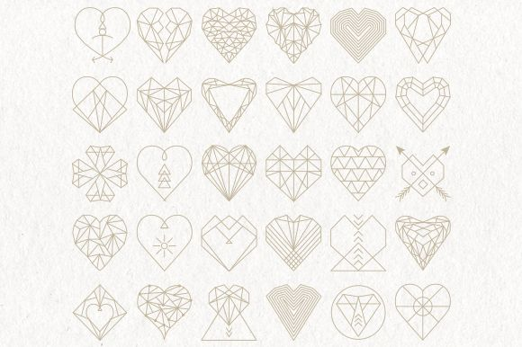 Get these hipster inspired heart shapes collection for invitations, scrapbooks, labels, tags or any crafty project. It's really up to you! DOWNLOAD INCLUDES File Format : 60 ( white and