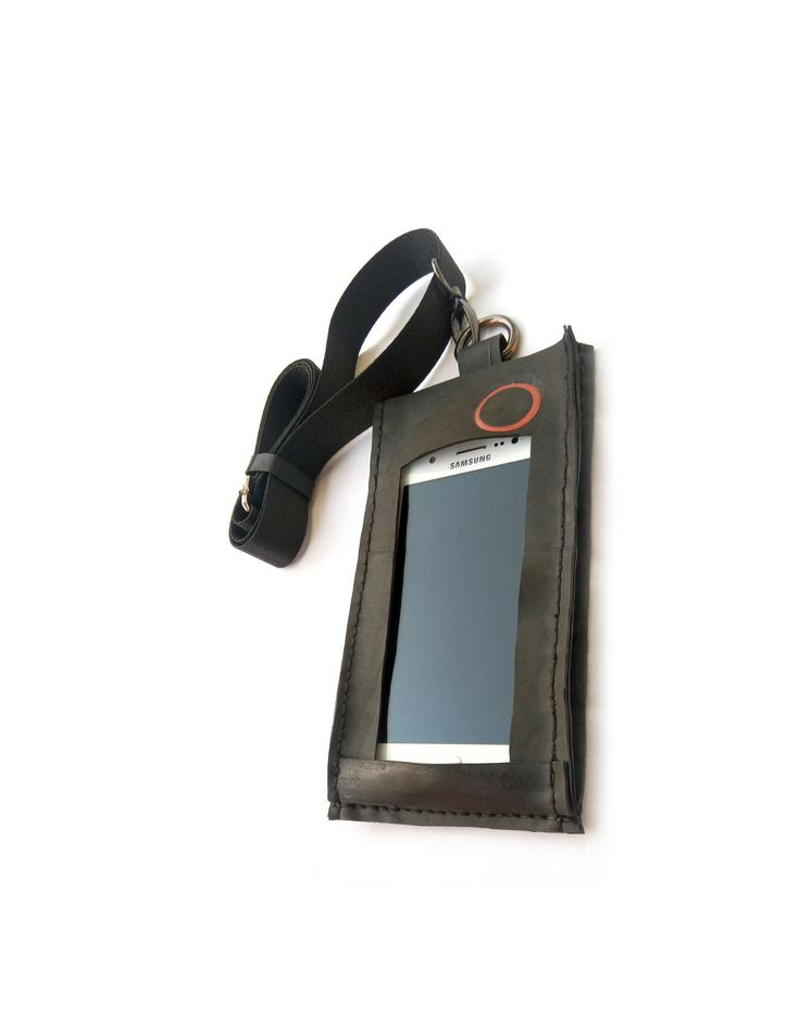 Phone case, open window smartphone case, phone case necklace, inner tube phone case