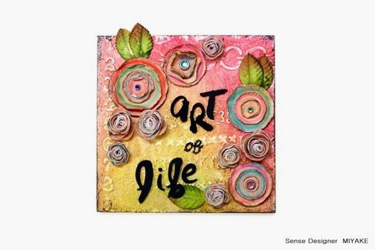 Sense Designer  MIYAKE: Art of Life