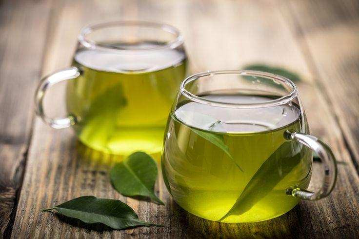 Ist grüner Tee gesund?