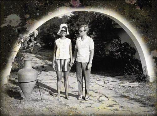 Krzysztof and Zofia