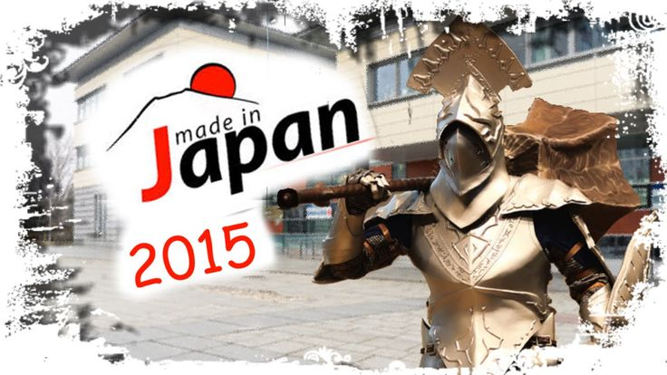 CMV // Cosplay Anime Manga Convention // Made in Japan 2015 1.5 in Wiener Neustadt, Austria.
