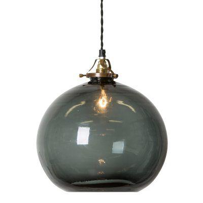 Hope pendel L, blå – Watt & Veke – Köp online på Rum21.se 1100 kr