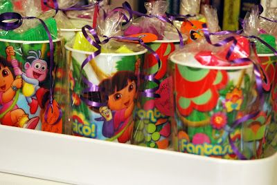 Gabriel's Good Tidings: Dora Birthday Party- Tips & Tricks
