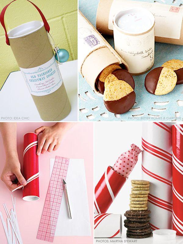 confezione biscotti di natale | Confezioni Natalizie per biscotti | bon appétit - ricette sfiziose ...