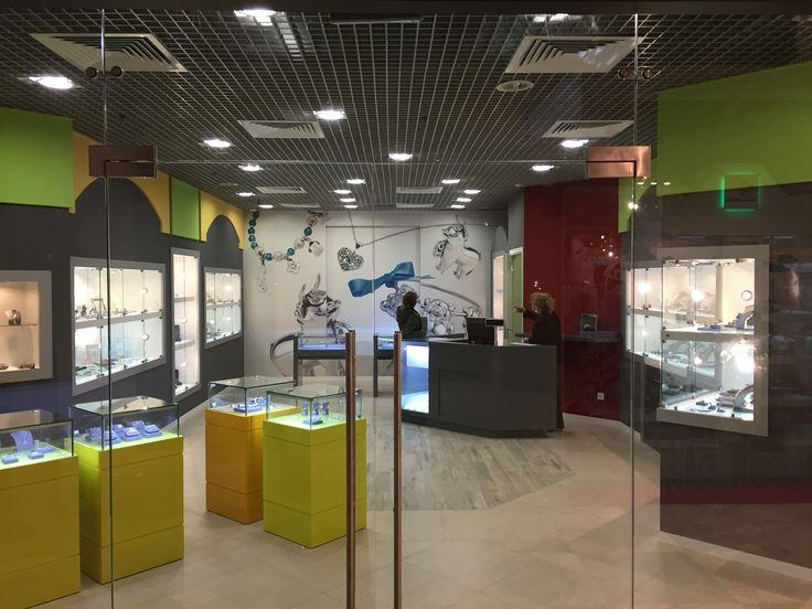 Теперь изделия из детской, женской и мужской коллекций, а также предметы интерьера можно купить в новом магазине #IlariaPeru, который находится в #ЦДМ на Лубянке.