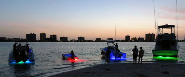 How to Choose the Best Underwater LED Light for Your Boat