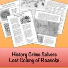 Students love solving crimes. Put your super sleuths to work and use it as a jump off activity to my Colonial America Unit: Why do people move? (ht...