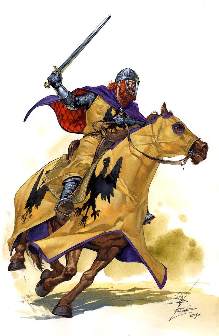 Wb  B  Crusader