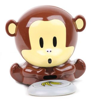 Nagellacktrockner Blow Monkey - Goldiger Nagellacktrockner!