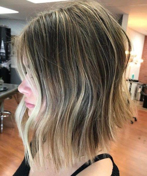 Fantastic Sleek Bob Haircuts 2018 for Women With Short Fine Hair