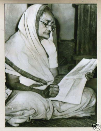 kasturba gandhi | Kasturba Gandhi, Wife of Mahatma Gandhi