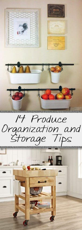 How to Store Produce, Produce Storage Tips, Easy Ways to Organize Produce, Produce Organization Tips and Tricks, Quick Ways to Organize Produce, How to Keep Produce Fresh, Easy Ways to Keep Produce Fresh