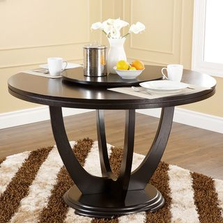 180 best images about Tables with built-in Lazy Susans on ...