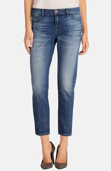 J Brand 'Ellis' Crop Jeans available at #Nordstrom: