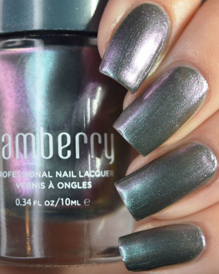 #ColorPop is #AbaloneJN! This beautiful oil slick lacquer is available for a limited time. What wraps will you wear with this? #Jamberry @pamperedpolishes