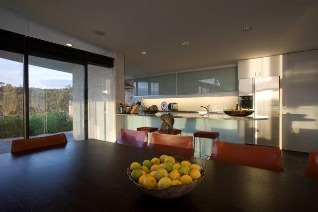 Berman House by Harry Seidler & Associates (Joadja, New South Wales, Australia; 1996-99)