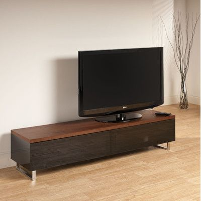"""Techlink Panorama 63"""" Low TV Stand 