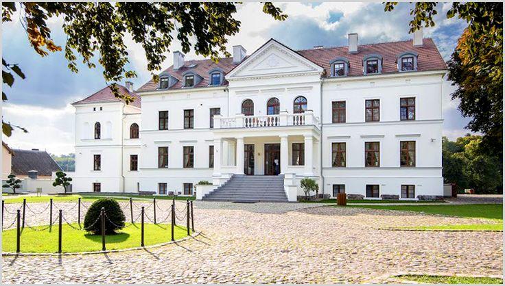 Witamy na stronie Hanza Pałac Wellness & SPA **** w Borach Tucholskich