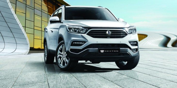 SsangYong Motor Ranks Third in Domestic Sales First since Its Establishment
