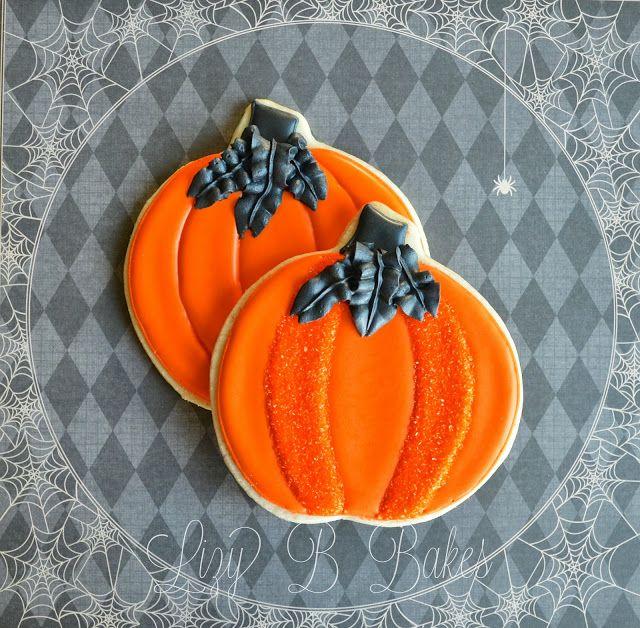 Easy Pumpkin Cookie Tutorial!