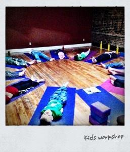 Meditation for Kids.