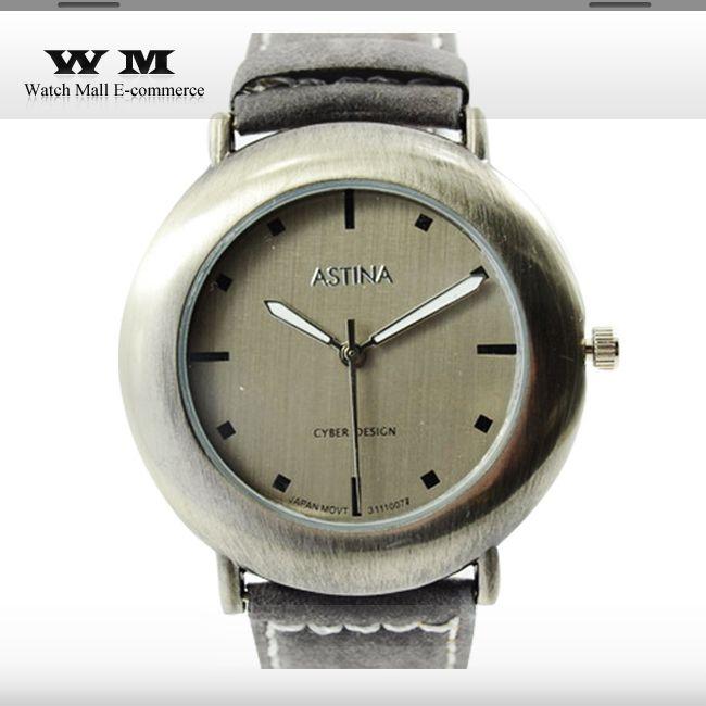 Повседневные часы унисекс кварцевые мужчин , женщин аналоговые наручные часы спортивные часы черный искусственная кожа часы малый набор модные часы WA0097X