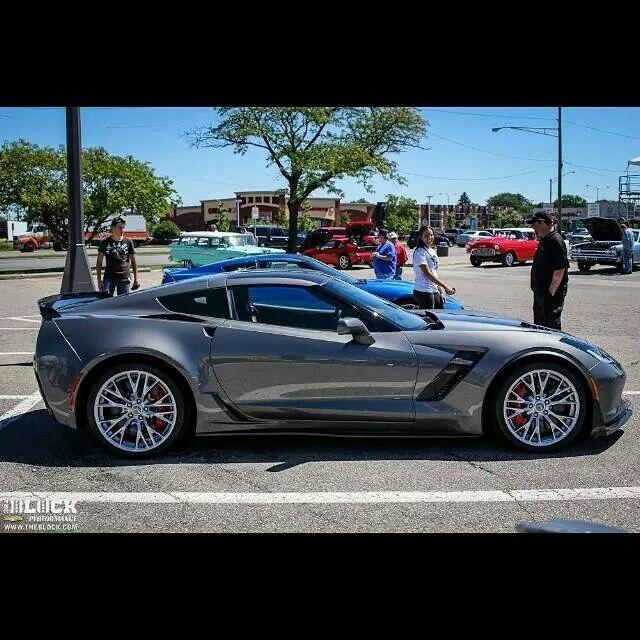 Beautiful Z06 Corvette