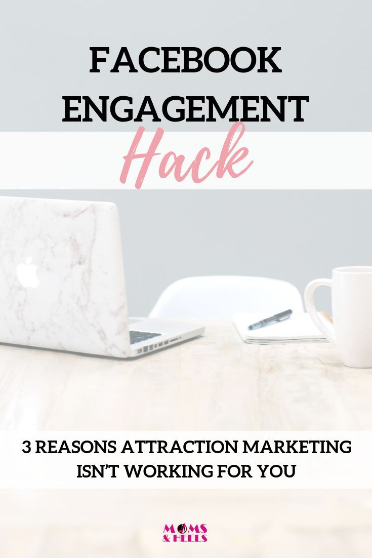 3 Reasons Attraction Marketing Isn  t Working for You