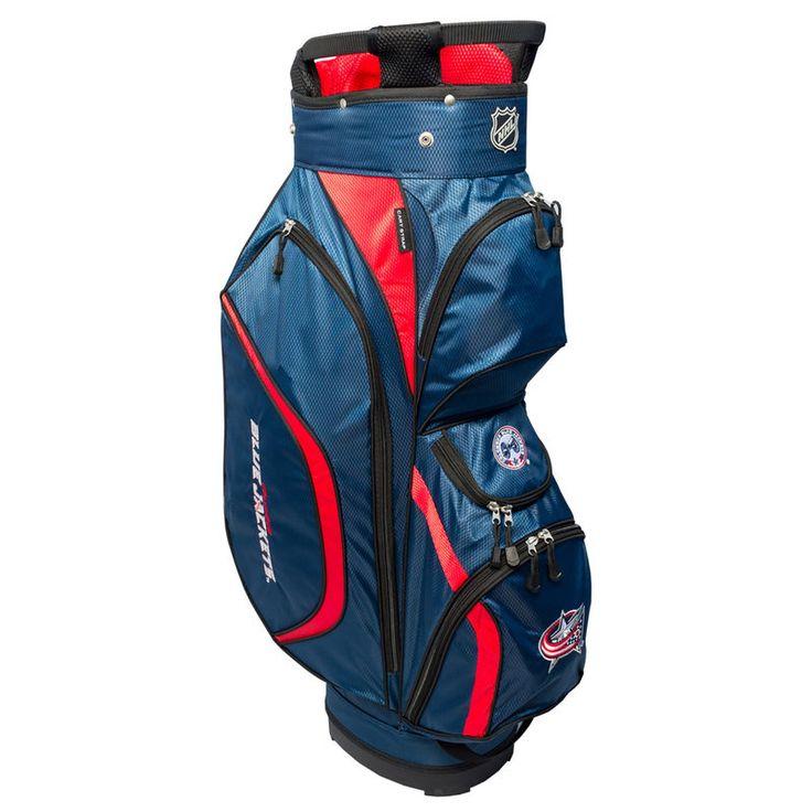 Columbus Blue Jackets Clubhouse Golf Cart Bag Columbus