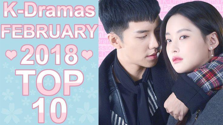 ❤ My TOP 10 Korean Dramas February 2018 ❤