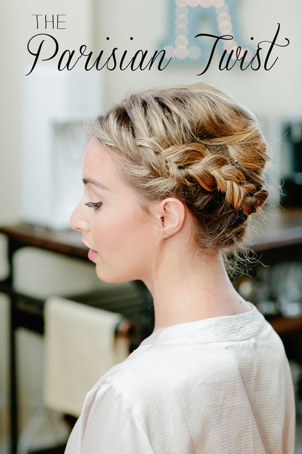 1378 best hair images on pinterest cute hairstyles hairstyle diy bridesmaid hairstyles so quick and easy you wont believe you can do them yourself twist hairstylesfrench solutioingenieria Image collections