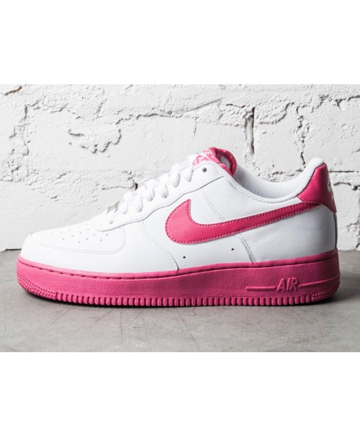 Nike Air Force 1 Low White Vivid Pink