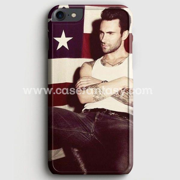 Adam Noah Levine Maroon 5 iPhone 7 Case | casefantasy