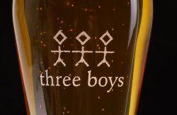 Three Boys Brewery, very good beers!