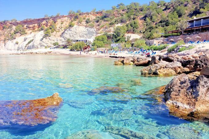Ibiza Beach Cala d'Hort