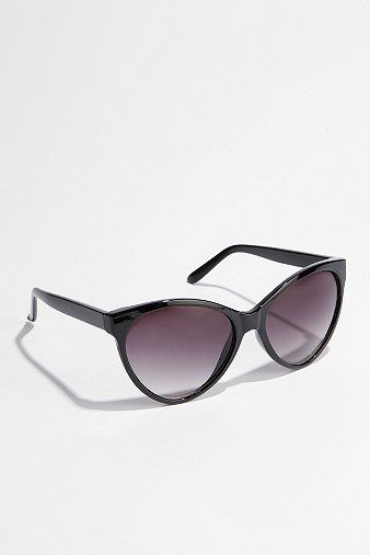 UO Oversized Cat-Eye Sunglasses