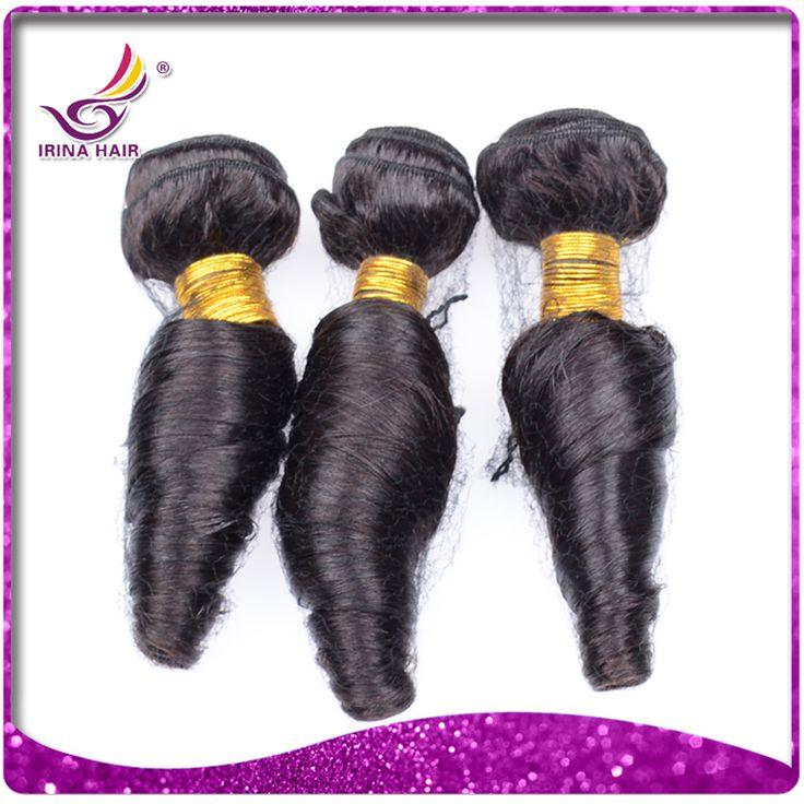 Горячая распродажа! 7а перуанский sprial локон волос девственницы али pop 3 пучки 8 - 32 дюймов смешать много дешево перуанский большие кудри свободных завитков переплетения